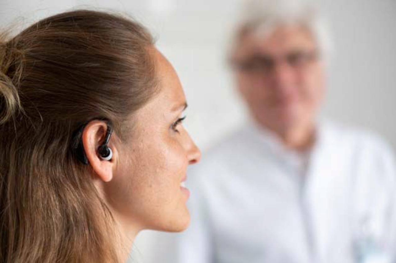 Studie zur Risikoabschätzung mittels Ohrsensor